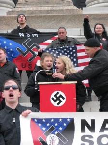 NSM Rally in November 08