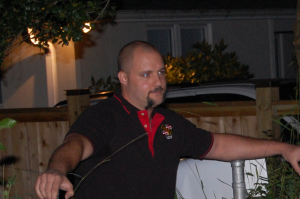 Maryland Skinhead member Rick Haught