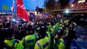 The British Antifa Kick BUTT!