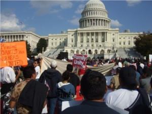 Immigration Reform Rally October 13, 2009