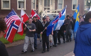 "The Wannabe Cast of ""American History X"" Marching For Old Dead Vikings"