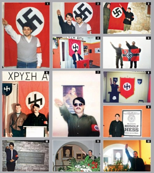 golden dawn nazis